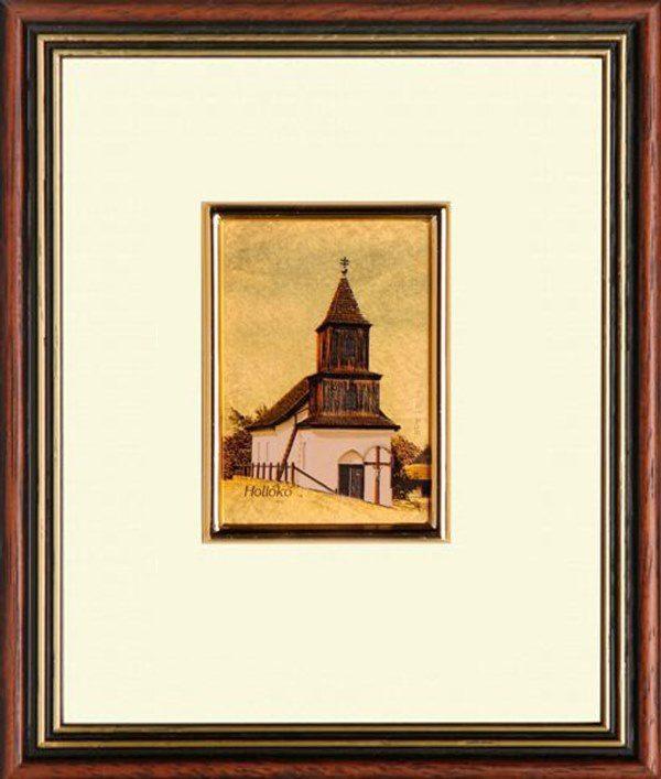 Hollókő, Templom