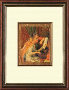 Auguste Renoir: Zongorázó lányok